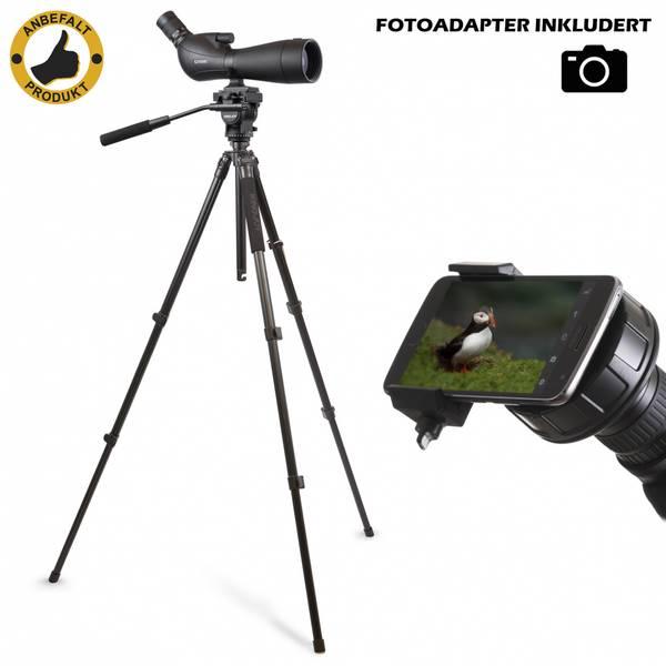 KSO Visage 20-60x80/45 WP alu-pakke